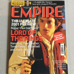 Empire Magazine February 2001 issue 140 2001 Preview